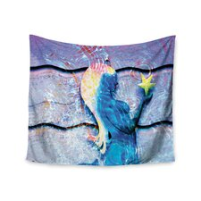 Mermaid Starlight by Anne LaBrie Wall Tapestry