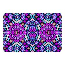 Kaleidoscope Dream Continued by Art Love Passion Bath Mat
