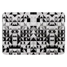 Geometrie by Nika Martinez Bath Mat