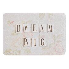 Dream Big by Debbra Obertanec Bath Mat