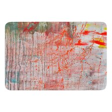Mots De La Terre by Iris Lehnhardt Bath Mat