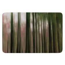 Forest Blur by Alison Coxon Bath Mat