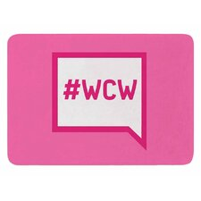 Women Crush Wednesday by KESS Original Bath Mat