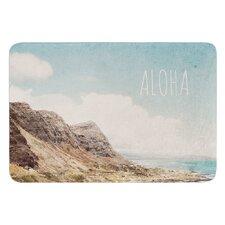 Aloha by Nastasia Cook Bath Mat