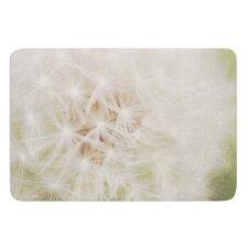 Dandelion by Catherine McDonald Bath Mat
