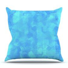 Convenience by CarolLynn Tice Outdoor Throw Pillow