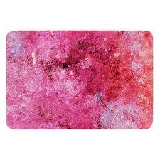 Cotton Candy by CarolLynn Tice Bath Mat