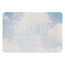 Dream Big by Susannah Tucker Bath Mat