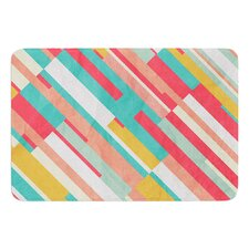 Droplines by Danny Ivan Bath Mat