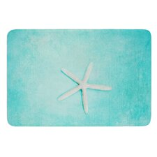 Starfish by Sylvia Cook Bath Mat
