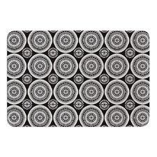 Circles by Nandita Singh Bath Mat