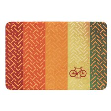 Lost by KESS InHouse Bath Mat