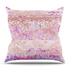 Broken Pattern by Marianna Tankelevich Outdoor Throw Pillow
