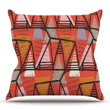 Arnaud by Gill Eggleston Outdoor Throw Pillow