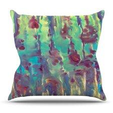 Splash by Rosie Brown Outdoor Throw Pillow
