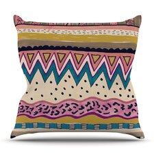 Koko by Vasare Nar Outdoor Throw Pillow