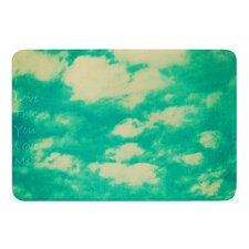 I love that you love me by Robin Dickinson Bath Mat