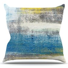 Make A Statement by CarolLynn Tice Outdoor Throw Pillow