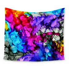 Indie Chic by Claire Day Wall Tapestry