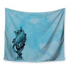 Owl III by Graham Curran Wall Tapestry