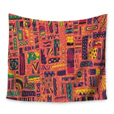 Squares by Akwaflorell Wall Tapestry
