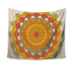 Composition by Angelo Carantola Wall Tapestry
