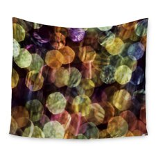Warm Sparkle by Ingrid Beddoes Wall Tapestry