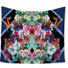 Herz by Danii Pollehn Wall Tapestry