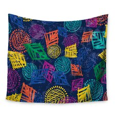 African Beat by Emine Ortega Wall Tapestry
