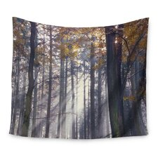 Autumn Sunbeams by Alison Coxon Wall Tapestry