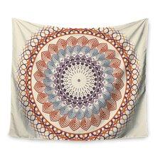 Vintage Mandala by Famenxt Wall Tapestry