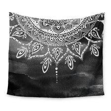 Mandala by Li Zamperini Wall Tapestry
