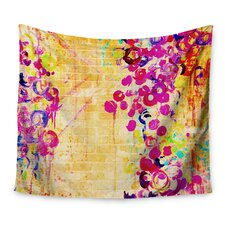 Wall Flowers by Ebi Emporium Wall Tapestry