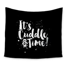 Cuddle Time by Nick Atkinson Wall Tapestry