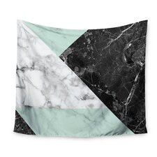 Geo Marble Wall Tapestry