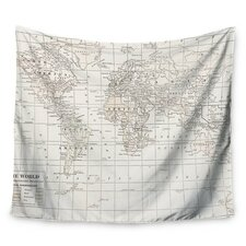 The Old World Cream by Catherine Holcombe Wall Tapestry