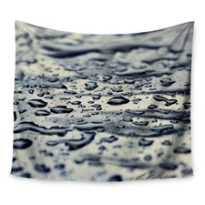 Blue Ice by Ingrid Beddoes Wall Tapestry