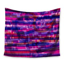 Squares Traffic by Frederic Levy-Hadida Wall Tapestry