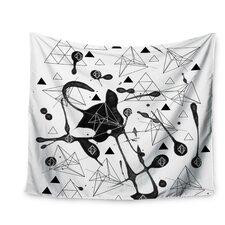 Geometric by Li Zamperini Wall Tapestry