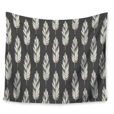Feathers by Amanda Lane Wall Tapestry
