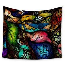 Sleep and Awake by Mandie Manzano Wall Tapestry
