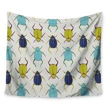 Beetles by Laurie Baars Wall Tapestry