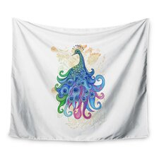 Peace by Catherine Holcombe Wall Tapestry