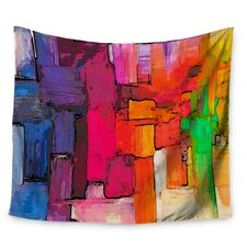 Interlace by Oriana Cordero Wall Tapestry