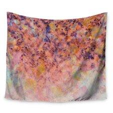 Blushed Geometric by Nikki Strange Wall Tapestry