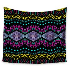 Tribal Dominance by Pom Graphic Design Wall Tapestry