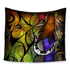 So This Is Love by Mandie Manzano Wall Tapestry
