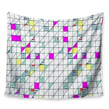 Squares by Michelle Drew Wall Tapestry