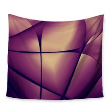 Paper Heart by Ingrid Beddoes Wall Tapestry