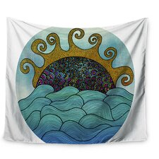 Oceania by Pom Graphic Design Wall Tapestry